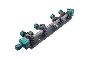 Flow divider