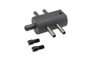 Distributor block 12/6mm