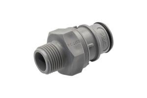Quick coupling plug R3/8″